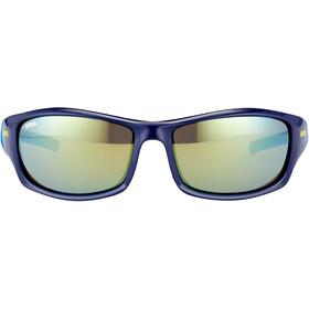 UVEX Sportstyle 211 Occhiali, blu/giallo
